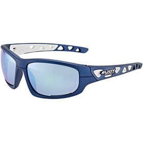 Rudy Project Airgrip Glasses Blue Metal Matte - RP Optics Multilaser Ice